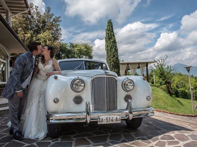 Il matrimonio di Luca e Jennifer a Rudiano, Brescia 109