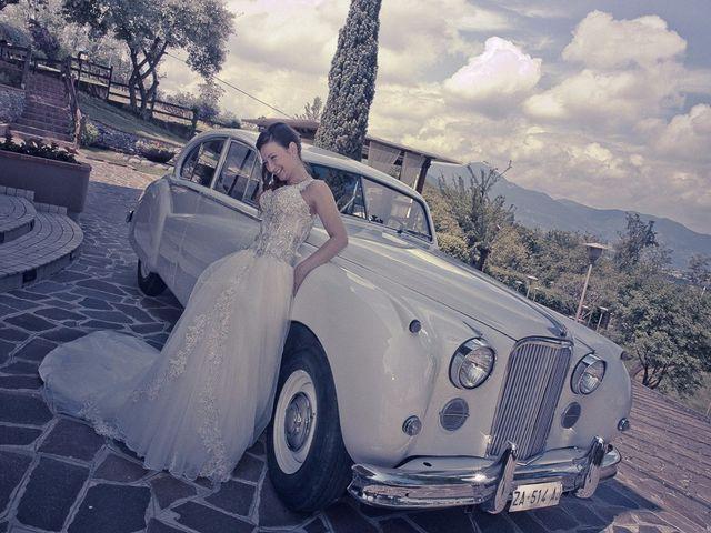Il matrimonio di Luca e Jennifer a Rudiano, Brescia 110