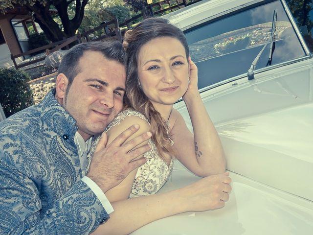 Il matrimonio di Luca e Jennifer a Rudiano, Brescia 112
