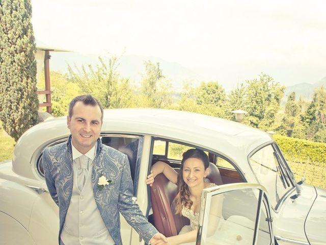Il matrimonio di Luca e Jennifer a Rudiano, Brescia 113