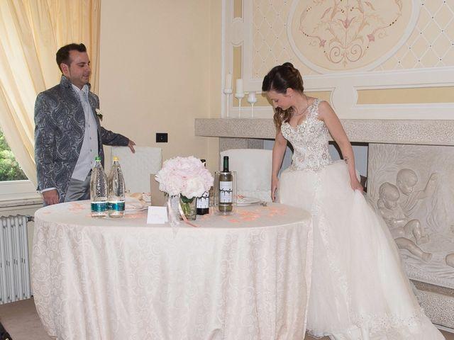 Il matrimonio di Luca e Jennifer a Rudiano, Brescia 114