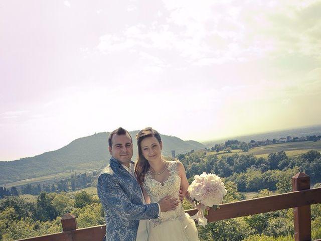 Il matrimonio di Luca e Jennifer a Rudiano, Brescia 115
