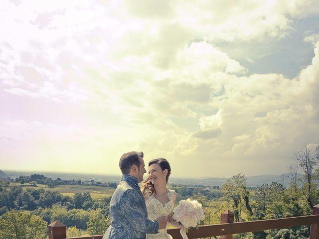 Il matrimonio di Luca e Jennifer a Rudiano, Brescia 117