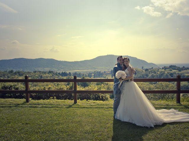 Il matrimonio di Luca e Jennifer a Rudiano, Brescia 118