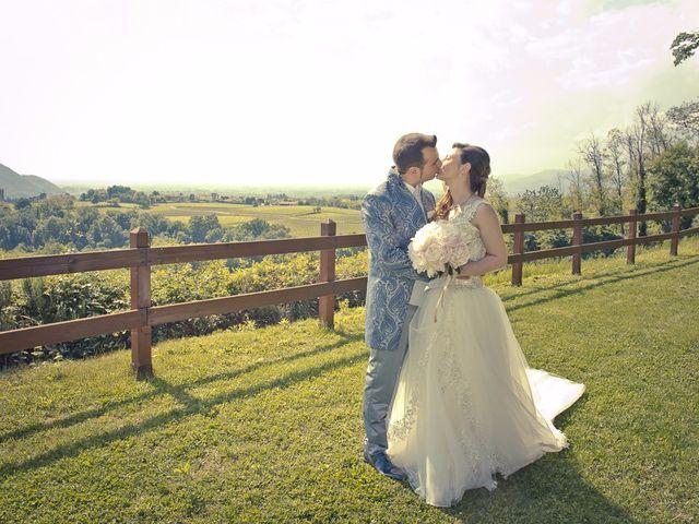 Il matrimonio di Luca e Jennifer a Rudiano, Brescia 121