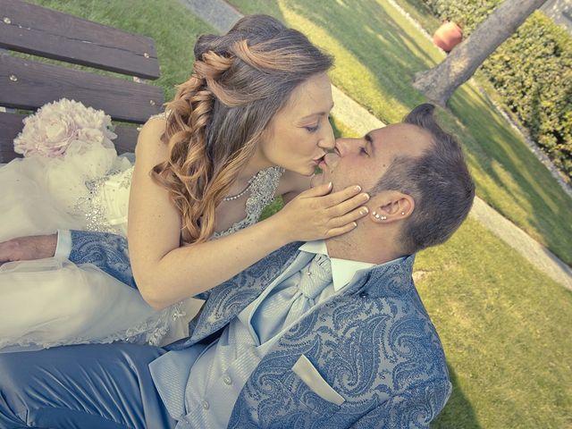 Il matrimonio di Luca e Jennifer a Rudiano, Brescia 127