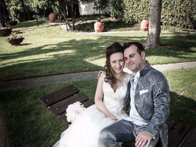 Il matrimonio di Luca e Jennifer a Rudiano, Brescia 130