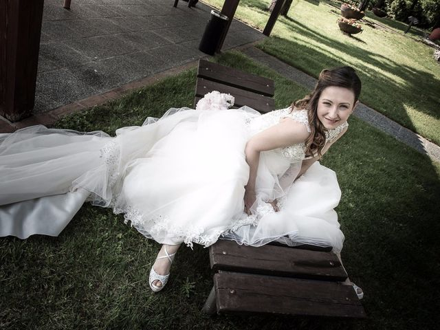 Il matrimonio di Luca e Jennifer a Rudiano, Brescia 131