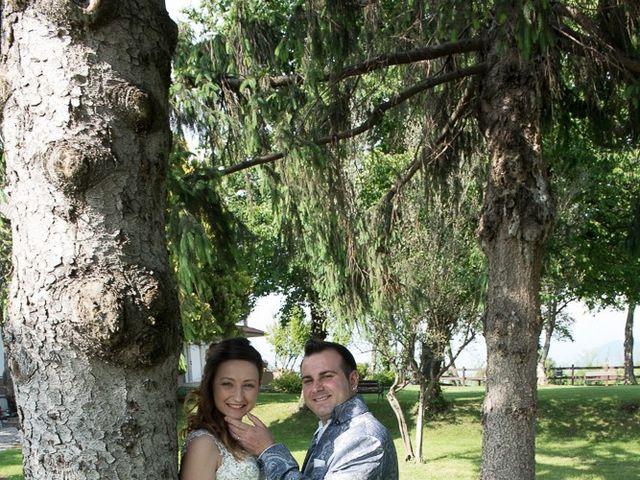 Il matrimonio di Luca e Jennifer a Rudiano, Brescia 138