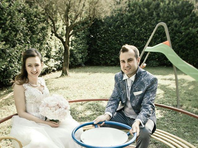 Il matrimonio di Luca e Jennifer a Rudiano, Brescia 139