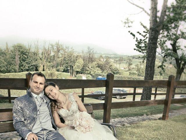 Il matrimonio di Luca e Jennifer a Rudiano, Brescia 142