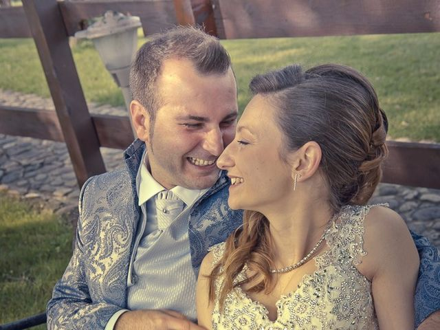 Il matrimonio di Luca e Jennifer a Rudiano, Brescia 143
