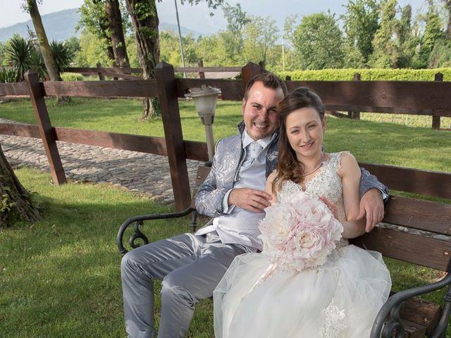 Il matrimonio di Luca e Jennifer a Rudiano, Brescia 144