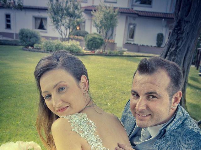 Il matrimonio di Luca e Jennifer a Rudiano, Brescia 146