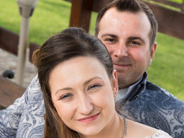 Il matrimonio di Luca e Jennifer a Rudiano, Brescia 151