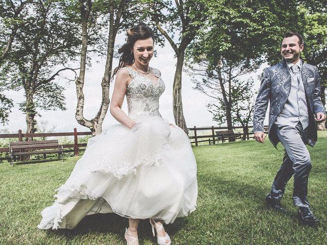 Il matrimonio di Luca e Jennifer a Rudiano, Brescia 154