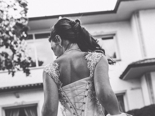 Il matrimonio di Luca e Jennifer a Rudiano, Brescia 156