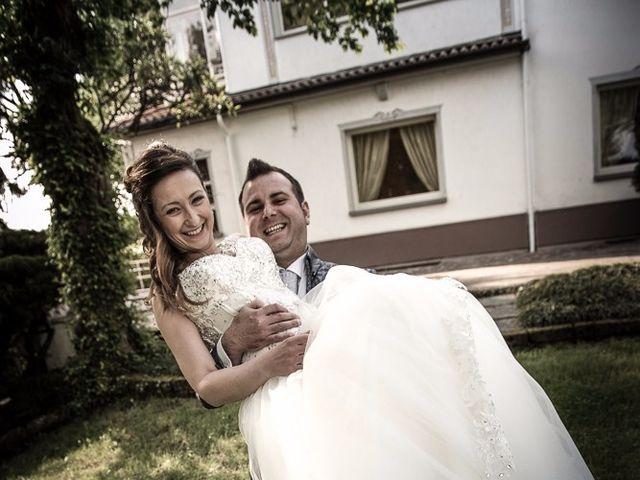 Il matrimonio di Luca e Jennifer a Rudiano, Brescia 157