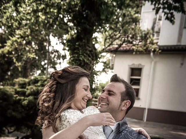 Il matrimonio di Luca e Jennifer a Rudiano, Brescia 158