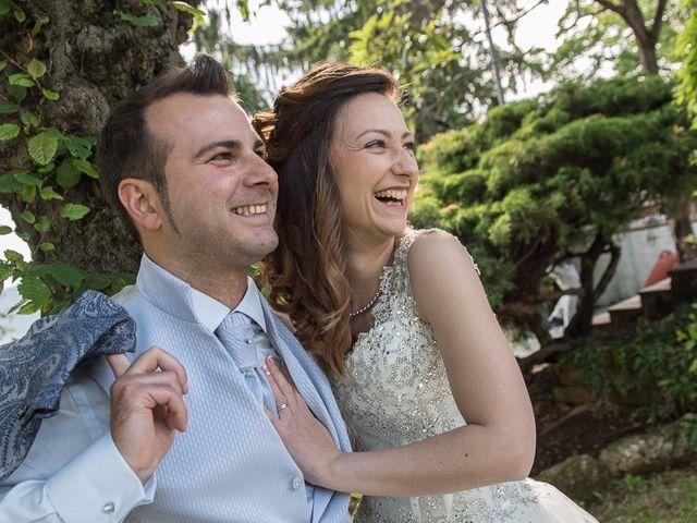 Il matrimonio di Luca e Jennifer a Rudiano, Brescia 163