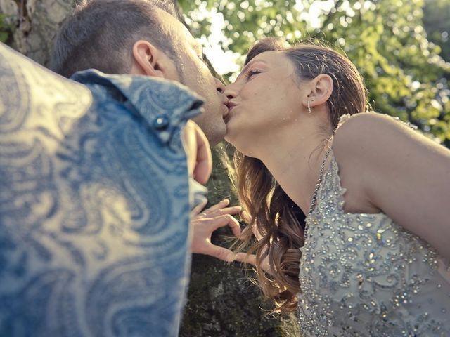 Il matrimonio di Luca e Jennifer a Rudiano, Brescia 166