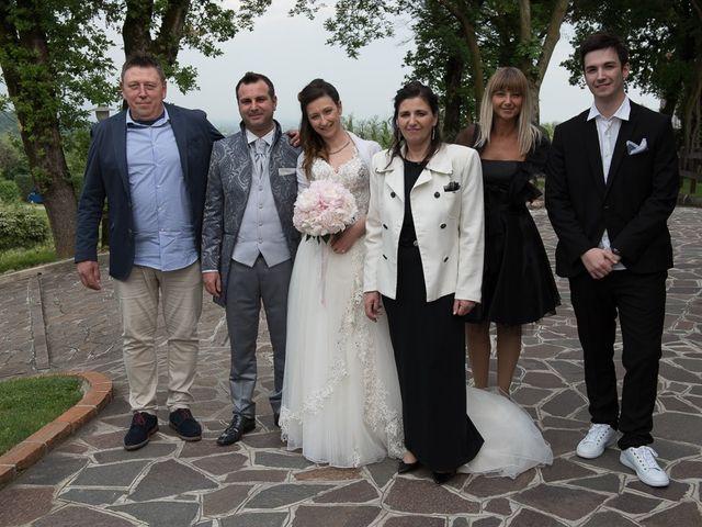 Il matrimonio di Luca e Jennifer a Rudiano, Brescia 169