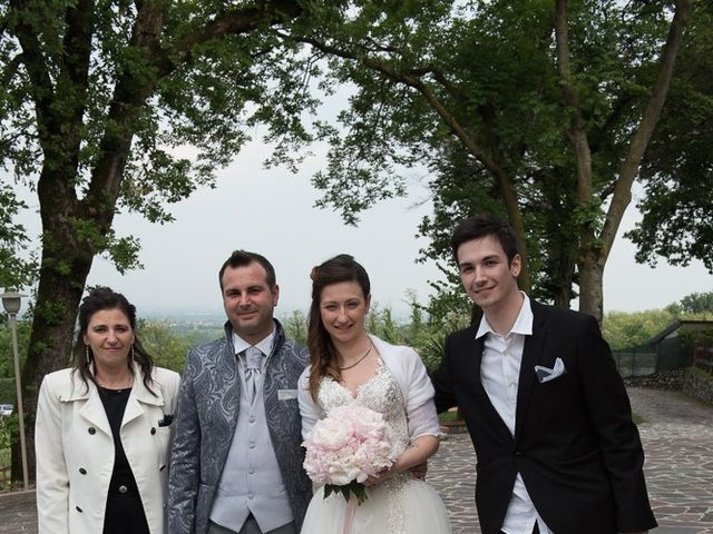 Il matrimonio di Luca e Jennifer a Rudiano, Brescia 170