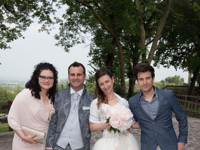 Il matrimonio di Luca e Jennifer a Rudiano, Brescia 171