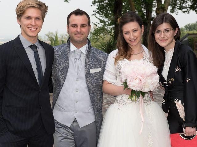 Il matrimonio di Luca e Jennifer a Rudiano, Brescia 172