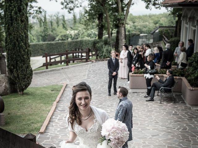 Il matrimonio di Luca e Jennifer a Rudiano, Brescia 175