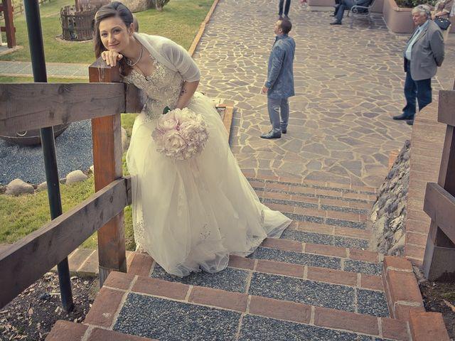 Il matrimonio di Luca e Jennifer a Rudiano, Brescia 176