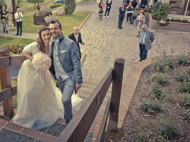 Il matrimonio di Luca e Jennifer a Rudiano, Brescia 177