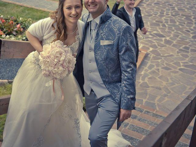Il matrimonio di Luca e Jennifer a Rudiano, Brescia 178