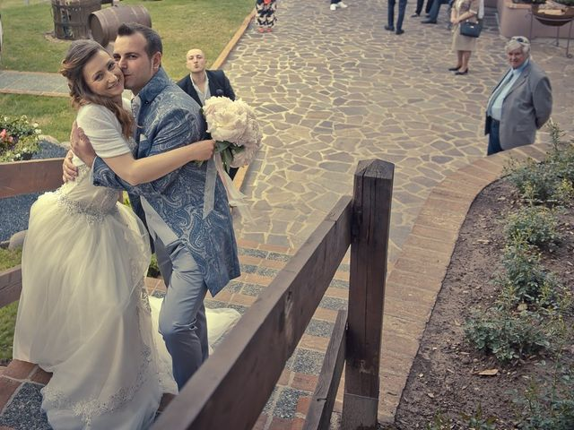 Il matrimonio di Luca e Jennifer a Rudiano, Brescia 179