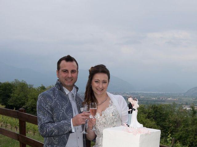 Il matrimonio di Luca e Jennifer a Rudiano, Brescia 182