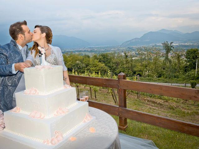 Il matrimonio di Luca e Jennifer a Rudiano, Brescia 186