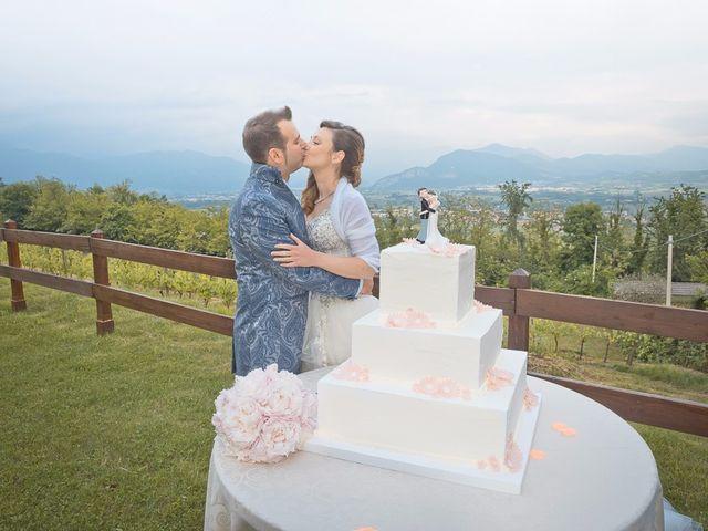 Il matrimonio di Luca e Jennifer a Rudiano, Brescia 187
