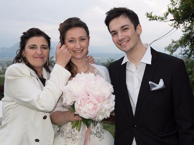 Il matrimonio di Luca e Jennifer a Rudiano, Brescia 190