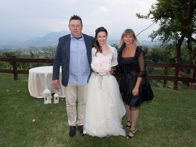 Il matrimonio di Luca e Jennifer a Rudiano, Brescia 191