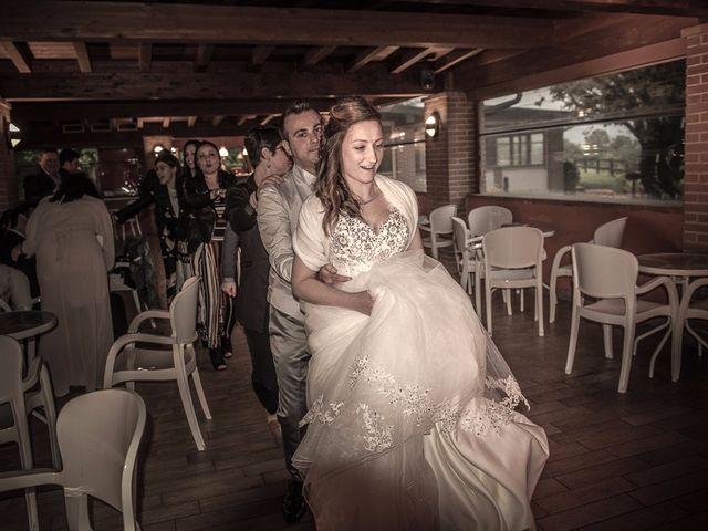 Il matrimonio di Luca e Jennifer a Rudiano, Brescia 193
