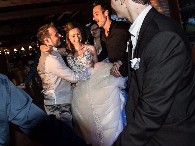 Il matrimonio di Luca e Jennifer a Rudiano, Brescia 197