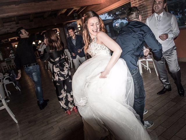 Il matrimonio di Luca e Jennifer a Rudiano, Brescia 199
