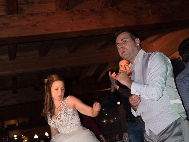 Il matrimonio di Luca e Jennifer a Rudiano, Brescia 200