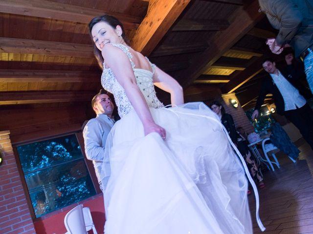 Il matrimonio di Luca e Jennifer a Rudiano, Brescia 201