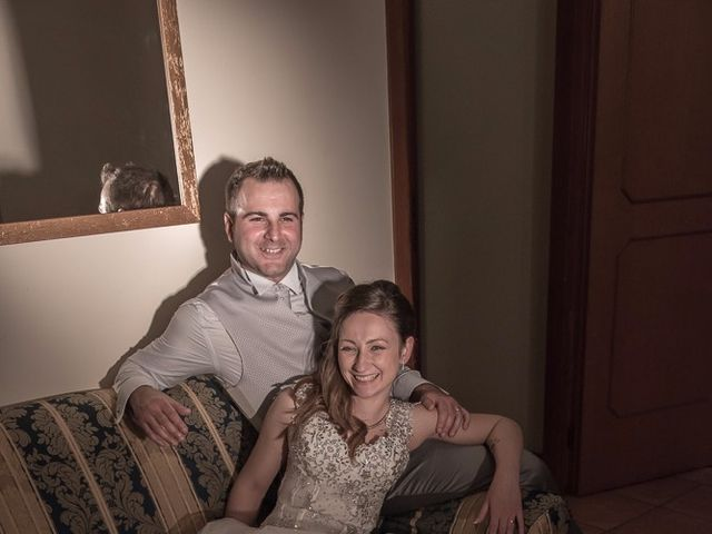 Il matrimonio di Luca e Jennifer a Rudiano, Brescia 203