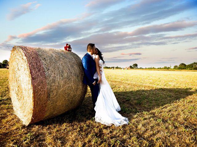 Le nozze di Cristina e Gennaro