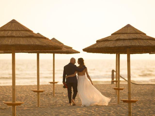 Il matrimonio di Luca e Mara a Fiumicino, Roma 1