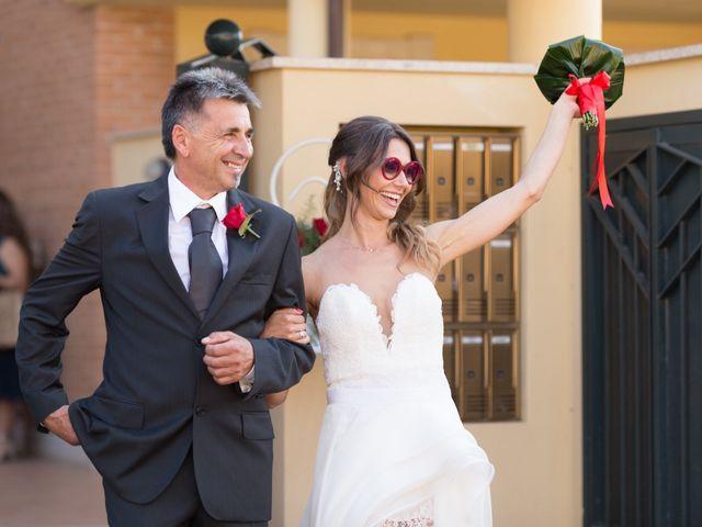 Il matrimonio di Luca e Mara a Fiumicino, Roma 6