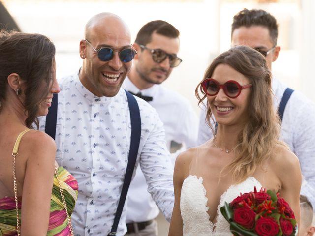 Il matrimonio di Luca e Mara a Fiumicino, Roma 9