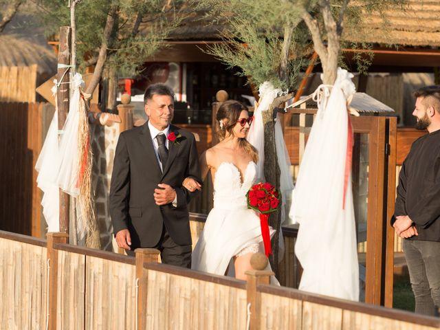 Il matrimonio di Luca e Mara a Fiumicino, Roma 10